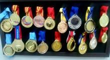 Төрөл бүрийн медалиуд