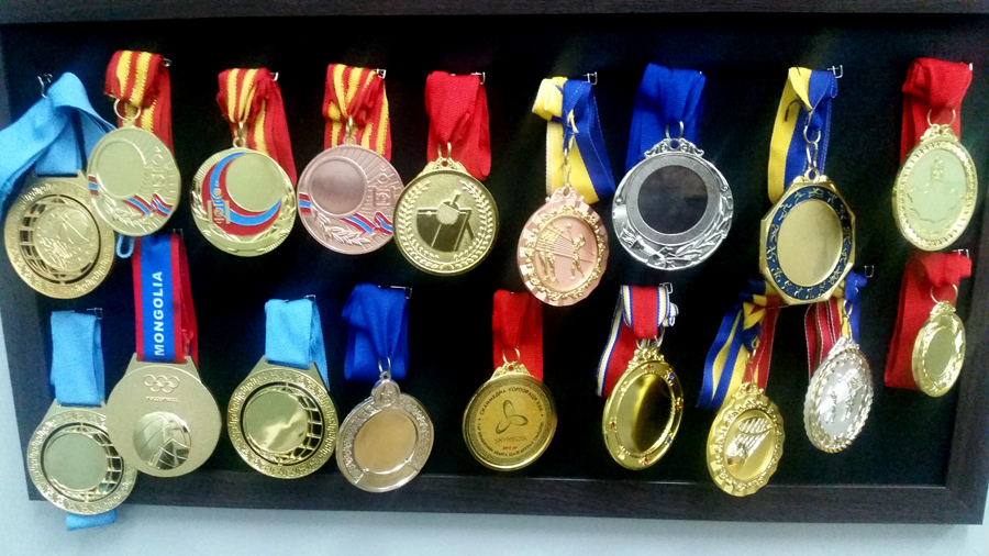 Төрөл бүрийн медалиуд Энгэрийн тэмдэг Энгэрийн тэмдэг, медаль 20151002 181221