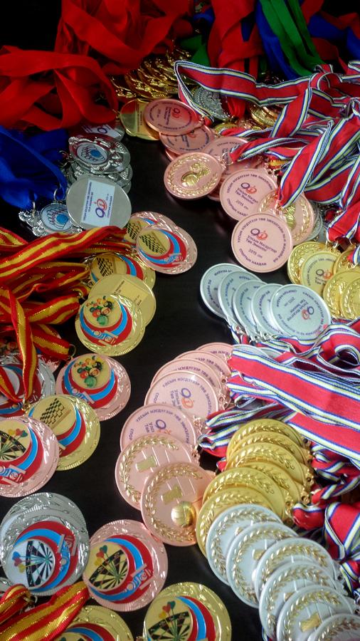 Энгэрийн тэмдэг Энгэрийн тэмдэг, медаль medaliud