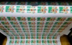 Зүсэлттэй стикер - Zuselttei sticker hevlel